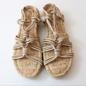 Circus Athena Espadrilles Sam Edelman sandals